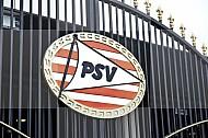 Ingang PSV stadion logo