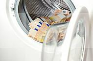 Geld witwassen wasmachine