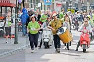 de Golden Tenloop 2013 Delft vrouw