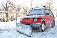 Traband sneeuwschuiver Tsjechie