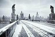 Praag, Karelsbrug,